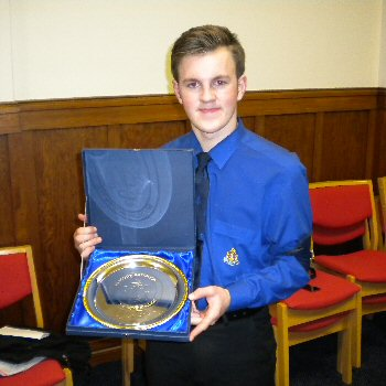 Ross, Battalion Musician of the Year